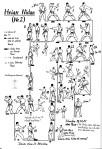 westhoughton karate shotokan heian nidan kata diagram